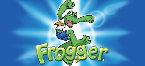 Frogger Banner