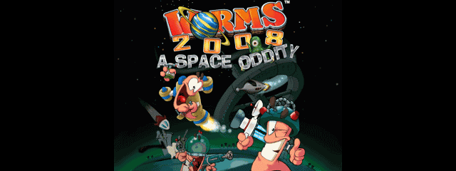Worms A Space Oddity Splash